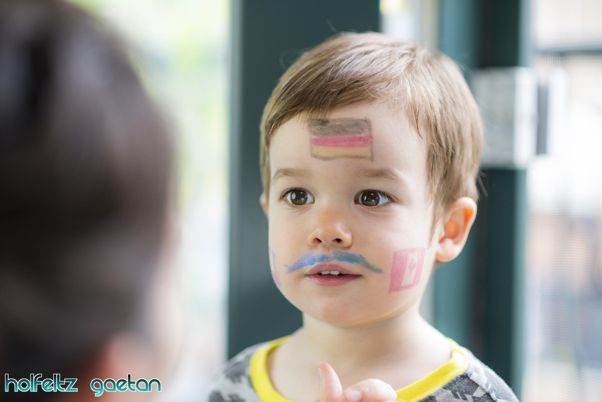 Headshot Child #7